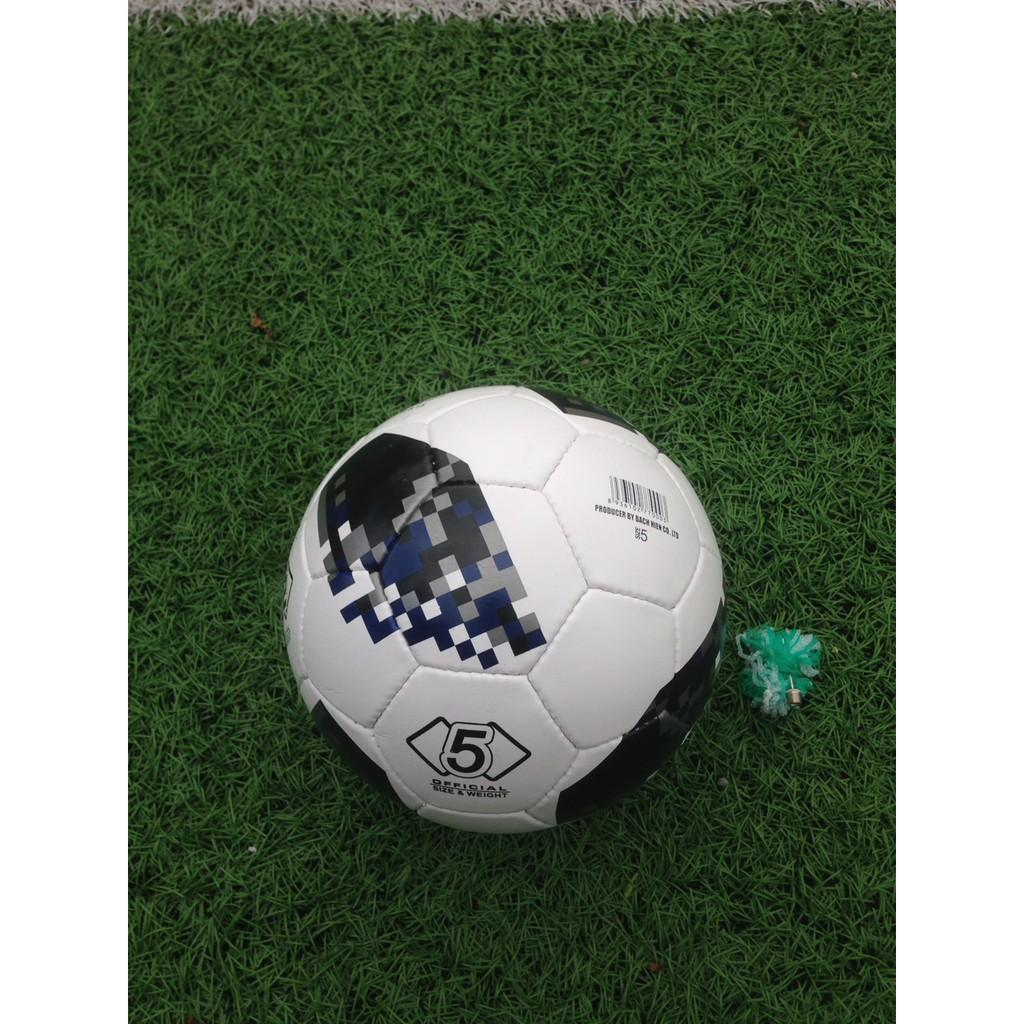 BÓng ĐÁ SỐ 5 World Cup 218 (tẶng TÚi LƯỚi + Kim BƠm+ĐÔi TẤt) (chất Lượng) By Lapadas.