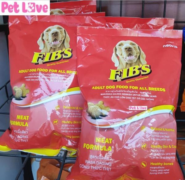 COMBO 7 FIBS thức ăn hạt cho chó lớn (7 x 400g/ gói)