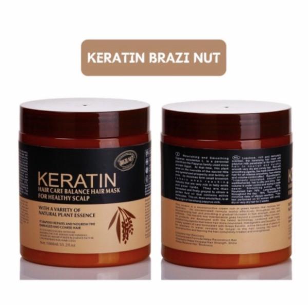 kem ủ tóc KERATIN collagen 1000ml (hủ nâu) giá rẻ