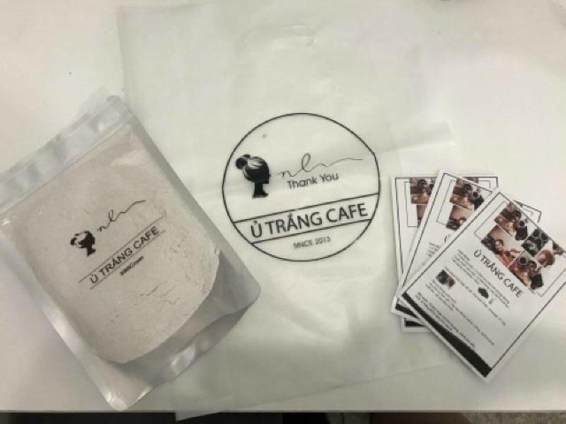 ủ trắng cafe từ thiên nhiên (dùng face & body) + Tặng mặt nạ giấy mask