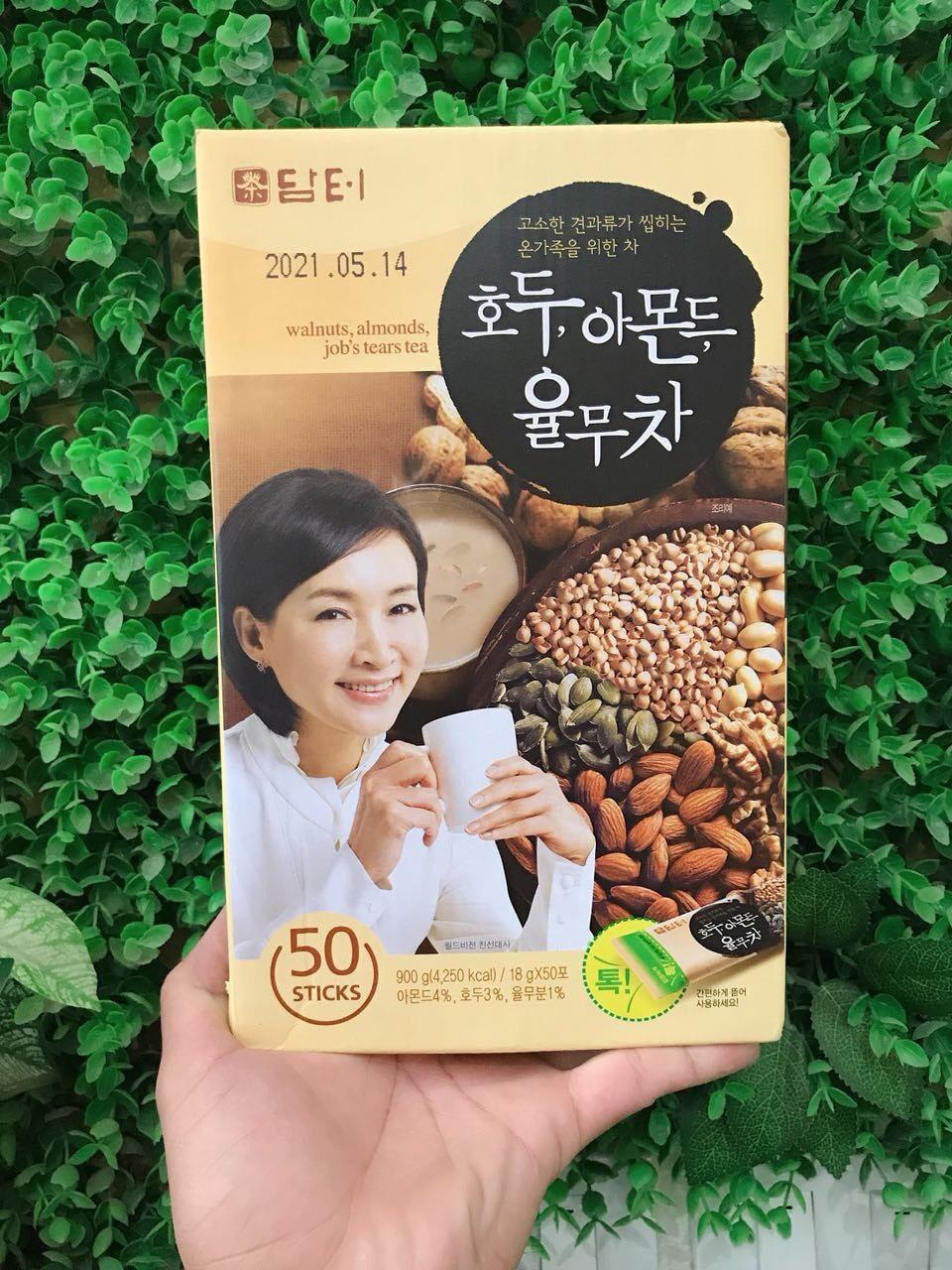 Bột ngũ cốc dinh dưỡng Hàn Quốc DAMTUH nhập khẩu