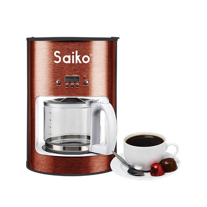 Máy pha cà phê Saiko CM-1012E (Nâu)