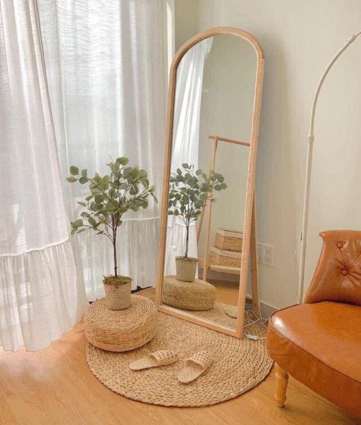gương soi toàn thân khung gỗ GIÁ TẬN XƯỞNG