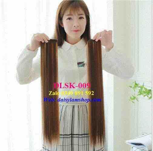 Kẹp tóc thẳng dạng phím nhỏ DLSK_009 chính hãng