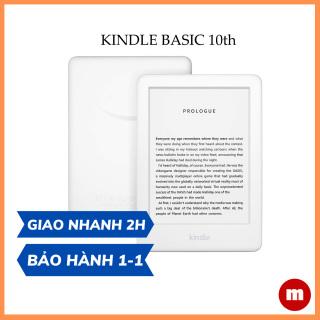 Máy đọc sách Kindle Basic - thế hệ 10, đã qua sử dụng, tân trang thumbnail