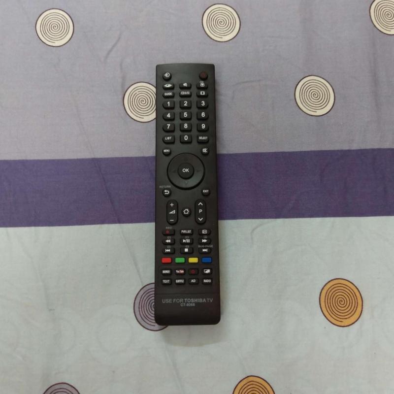 Bảng giá Điều khiển TiVi Smart Toshiba