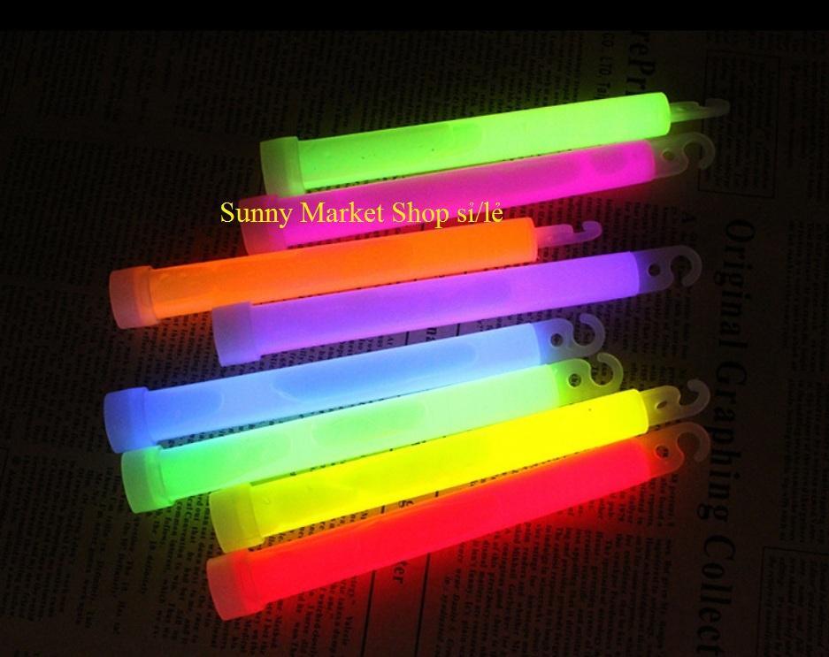 Que phát sáng Sunny loại to đương kính 1.8 cm, dài 1.5 cm phát sáng vào ban đêm hoặc phòng tối (1 Que) 21