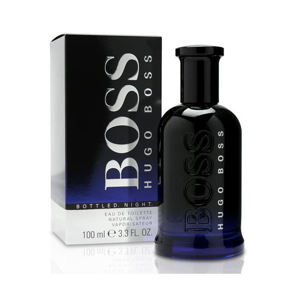 Dầu thơm dành cho nam Boss màu đen- Hàng tốt