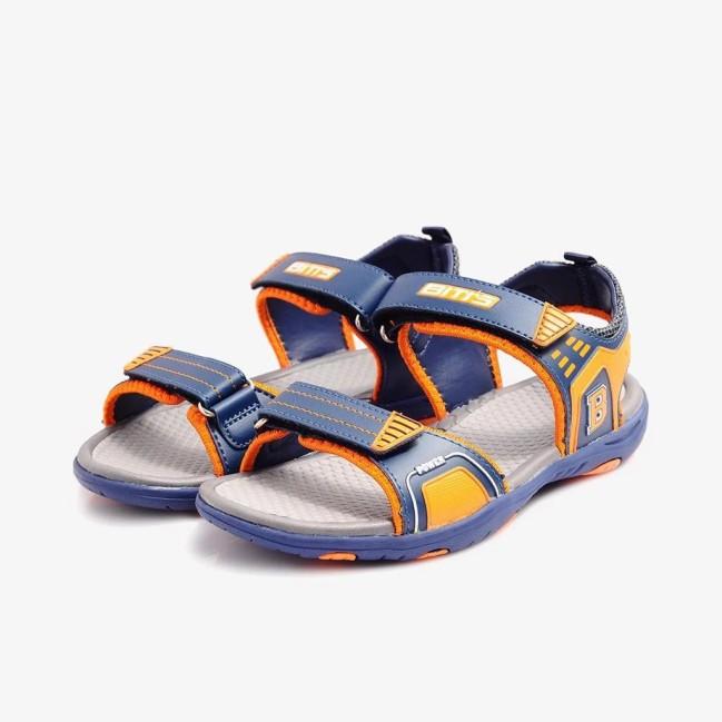 Sandal Si Cao Su Bé Trai Bitis DRB030400CAM (Cam) giá rẻ