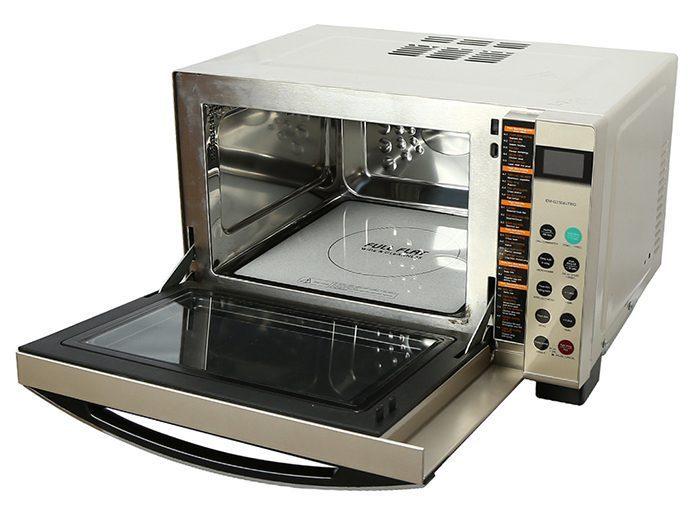 Lò vi sóng Sanyo em-g3564vfrg 23 lít, có 23 thực đơn nấu nướng tự động giúp bạn lựa chọn, nấu ăn đa dạng, hấp dẫn, bảng điều khiển điện tử, có hướng dẫn Việt – Anh rõ ràng, dễ hiểu