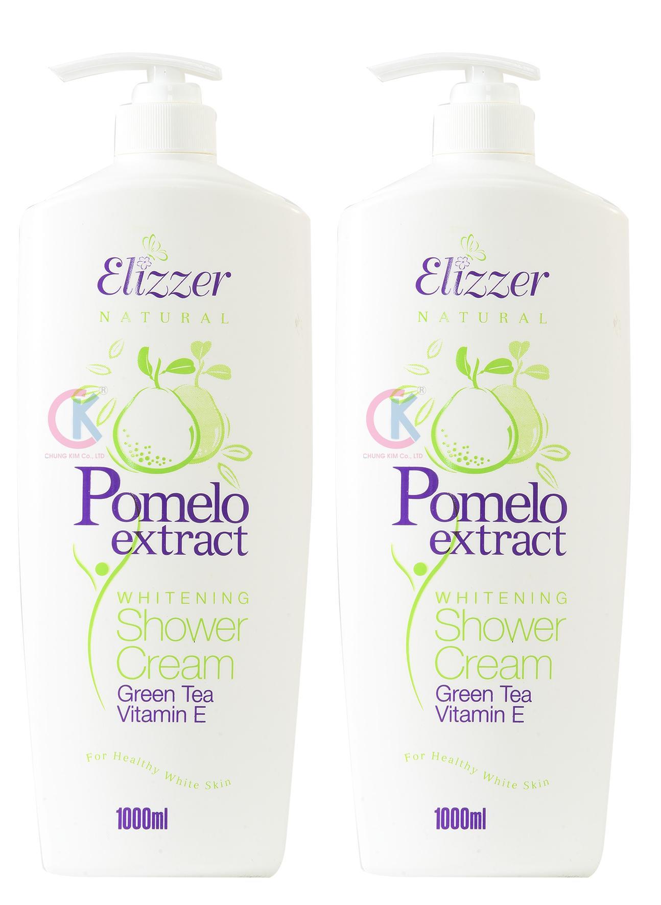 [Mua 1 tặng 1]  Sữa tắm cao cấp Elizzer 1000ml