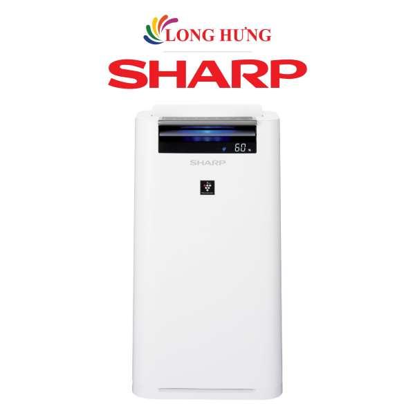 [Trả góp 0%]Máy lọc không khí tạo ẩm Sharp KC-G40EV-W - Hàng chính hãng - Công nghệ Inveter Kiểu dáng hiện đại Bộ Lọc HEPA