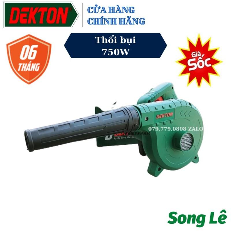 [HCM]M&aacutey thổi bụi Dekton DK-750EB - 750W - Đồng 100%
