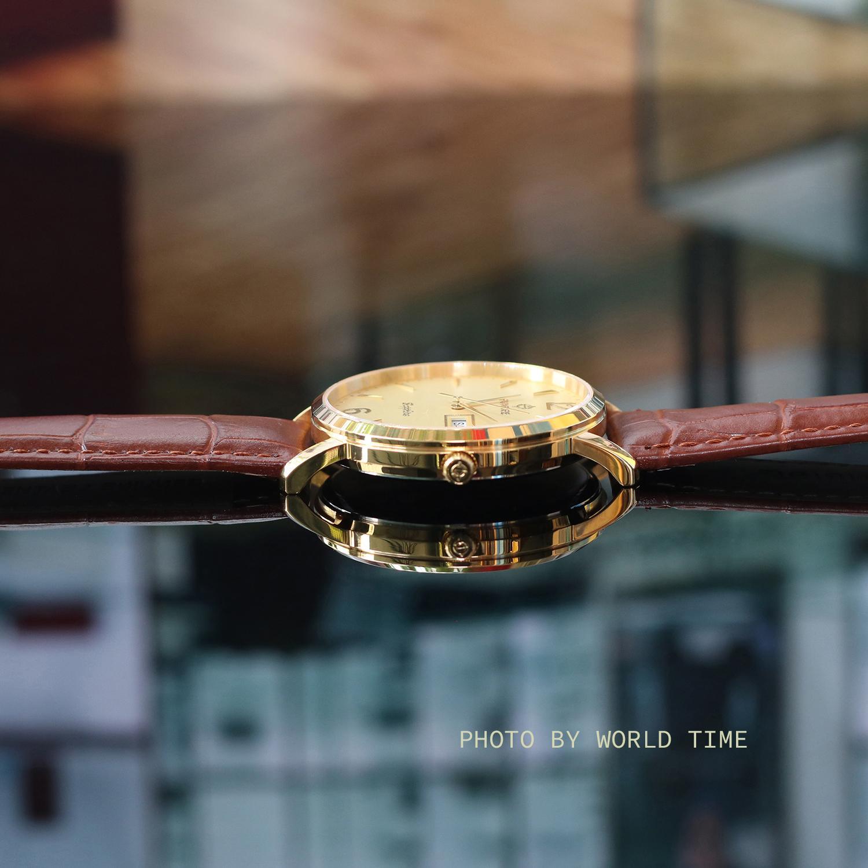 Nơi bán Đồng Hồ Nam Sunrise DM783SWA [ Full Box ] Kính Sapphire Chống Xước , Chống Nước, dây da cao cấp