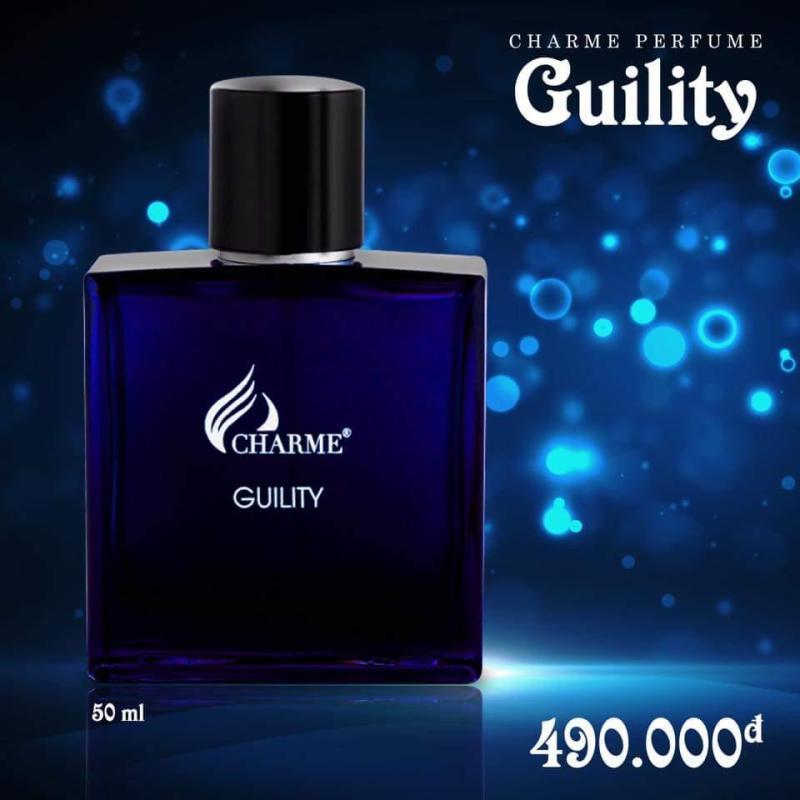 Nước Hoa Nam Guility 50ml giá rẻ