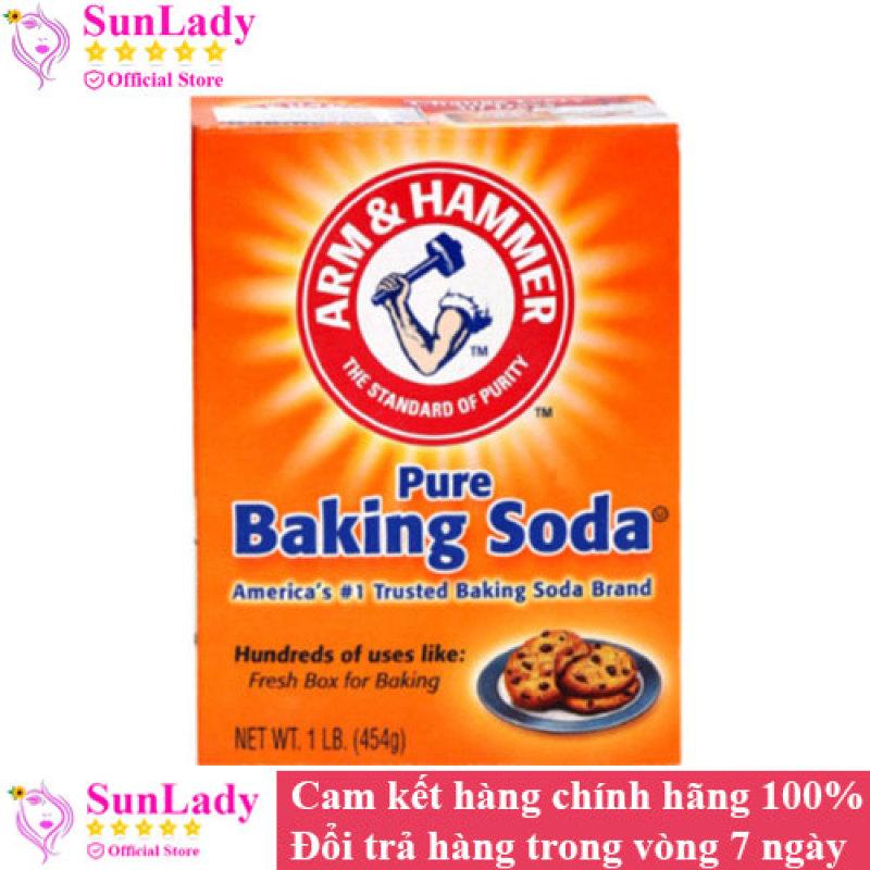 Bột Baking Soda Đa Công Dụng 454g giá rẻ