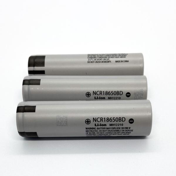 Bảng giá Pin Sạc Panasonic NCR18650BD Dung Lượng 3200 mAh