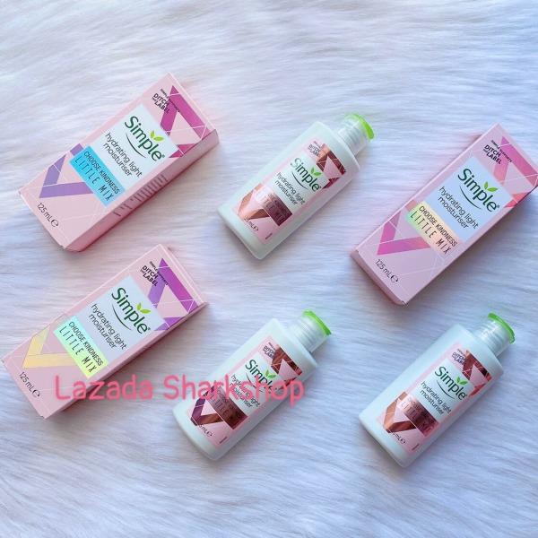 [Mẫu mới] Kem Dưỡng Ẩm Simple Kind To Skin Hydrating Light Moisturiser 125ml giá rẻ