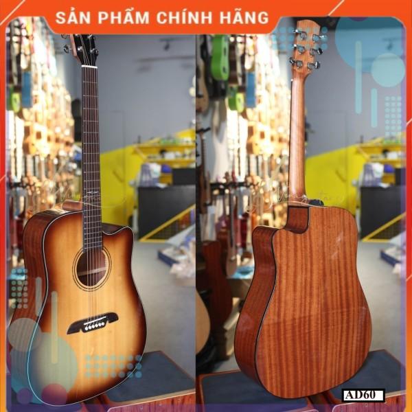Đàn Guitar Acoustic Alvarez AD60 - Phân phối chính hãng bởi nhaccu3so