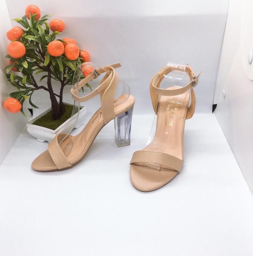 [ẢNH THẬT] Giày cao gót sandal 9 phân gót trong giá rẻ