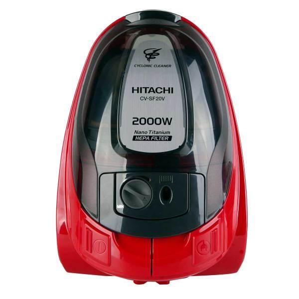 Máy hút bụi Hitachi CV-SF20V màu đỏ - Hàng chính hãng [Gian hàng uy tín]