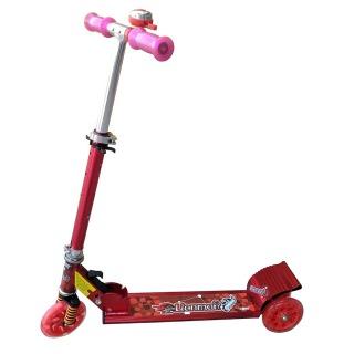 Xe Trượt Scooter Thông Minh -Có Phanh Hãm - 3 Bánh Phát Sáng - Chuông - xe scooter thumbnail