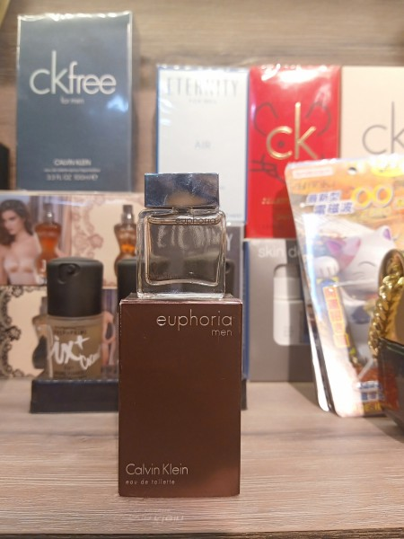 Nước Hoa Nam Trẻ Trung Nam Tính Calvin Klein Euphoria Men  10ml
