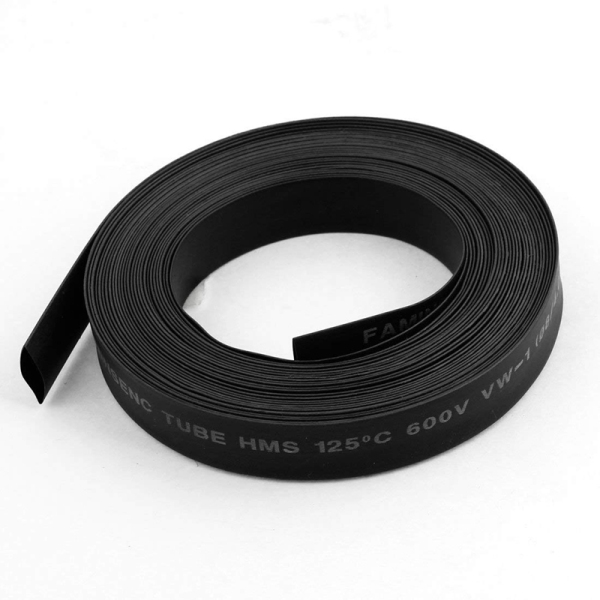 4.8M Length 16Mm Dia Heat Shrink Tubing Tube Sleeving Wrap Wire