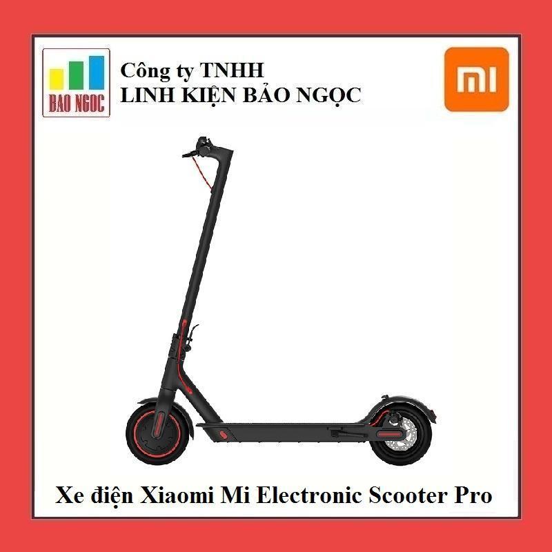 Phân phối Xe điện Xiaomi Mi Electronic Scooter Pro