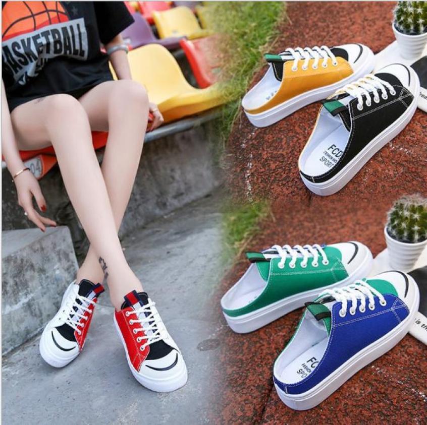 Giày Thể Thao Sục Ulzzang Phối Màu BHSHOES99 166 giá rẻ