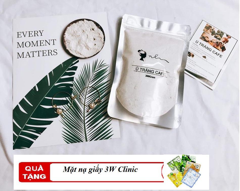 ủ trắng cafe dùng mặt và body 300gr since 2013