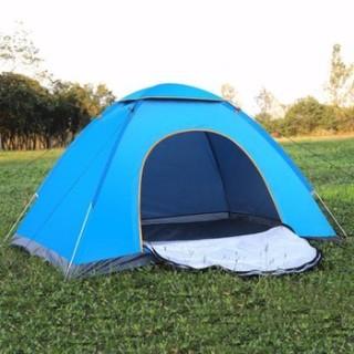 lều cắm trại tự bung chống nước du lịch tự bung - lều cắm trại cho bé thumbnail