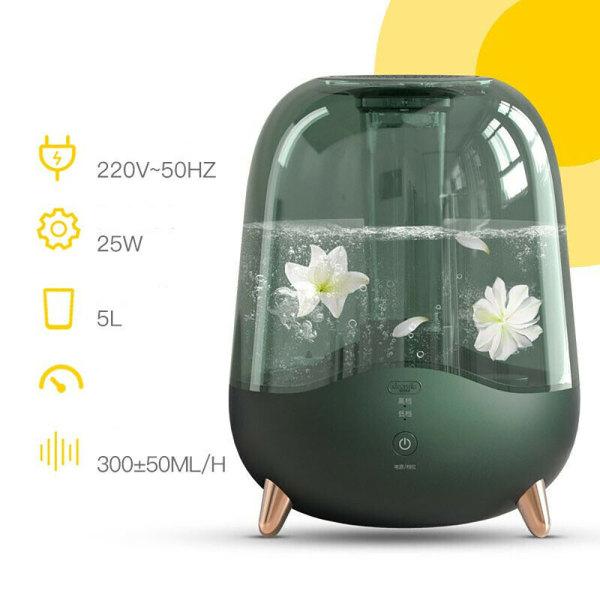 [Bản quốc tế] Máy phun sương tạo ẩm Xiaomi Deerma Humidifier F329 không dùng được tinh dầu - Bảo hành 1 tháng - Shop Điện Máy Center