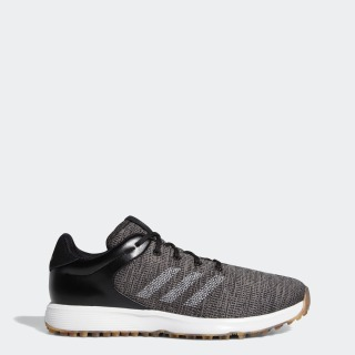 adidas GOLF Giày golf S2G Nam Màu đen EF0689 thumbnail
