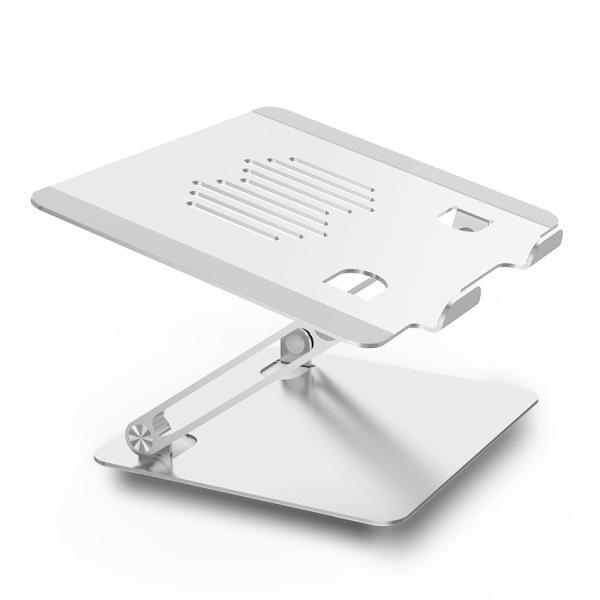 Bảng giá Giá đỡ laptop nhôm nguyên khối cho Macbook, máy tinh bảng iPad, có thể gấp gọn và hỗ trợ tản nhiệt Z1 Phong Vũ