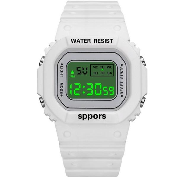 Nơi bán Đồng hồ điện tử nữ và nam- đồng hồ thể thao phiên bản Hàn Quốc ulzzang retro dây silicon cao cấp - đồng hồ nhiều màu sắc phù hợp cả nam và nữ