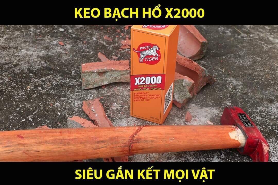 Keo dán X2000 Siêu gắn kết dán tất cả các vật liệu keo dán gỗ, Kính, nhựa, thủy tinh, kim loại, gốm sứ, dán đế giày...Keo gắn đa năng,keo dán siêu dính