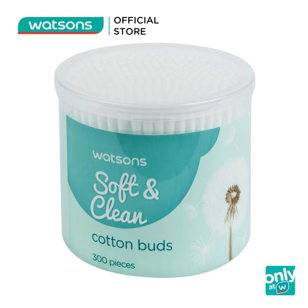 Tăm Bông Watsons Cotton Buds 300 Que nhập khẩu