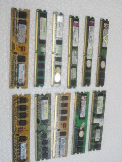 Ram DDR2 Máy tính để bàn DDRam II 1G PC 800 thumbnail