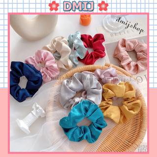 [Cột Tóc Vải Scrunchies] Dây Buộc Tóc Scrunchies Nhiều Màu Hàn Quốc thumbnail