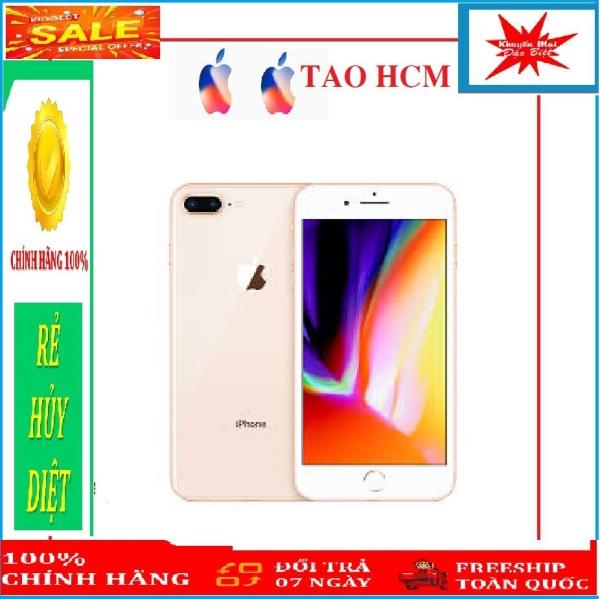 XẢ KHO Điện thoạiApple Iphone8 Plus 128GB - RAM 3GB - Quốc tế - Giá rẻ - Chính Hiệu - Bảo hành 12T