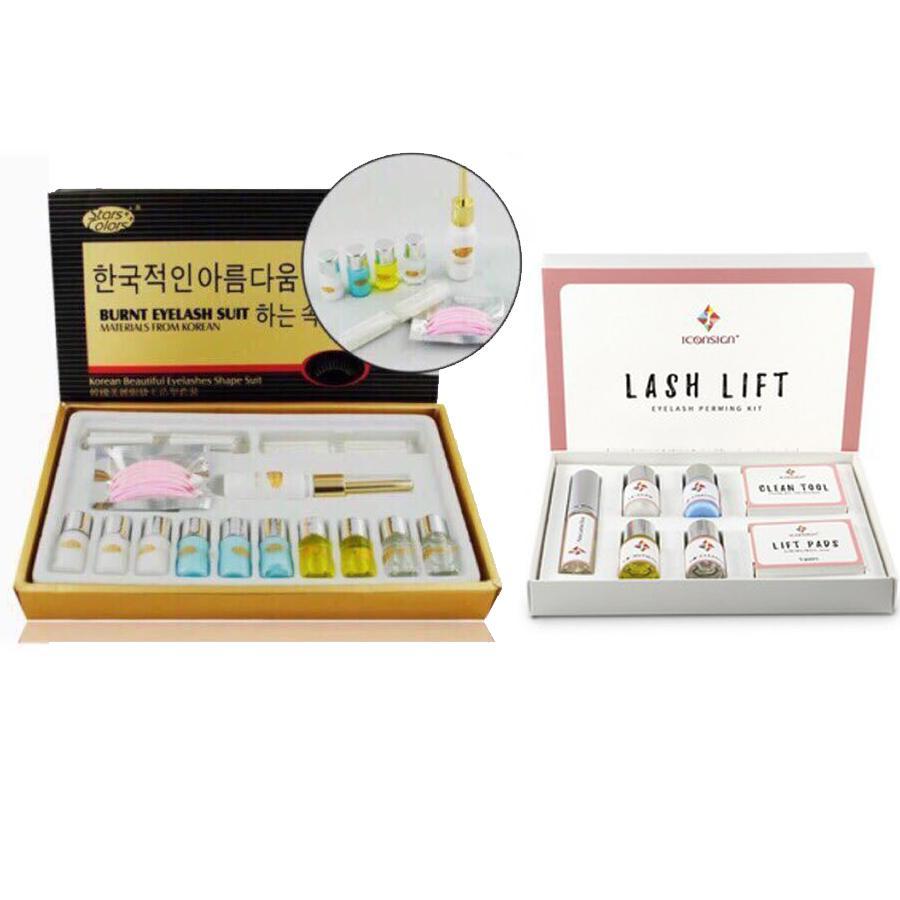 Bộ Uốn Mi Collagen Lash Lift & Stars Colors tốt nhất