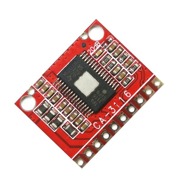 Bảng giá 2Pcs/Lot CA-3116 2X50W Dual Sound Digital Amplifier Board 24V 100W Phong Vũ