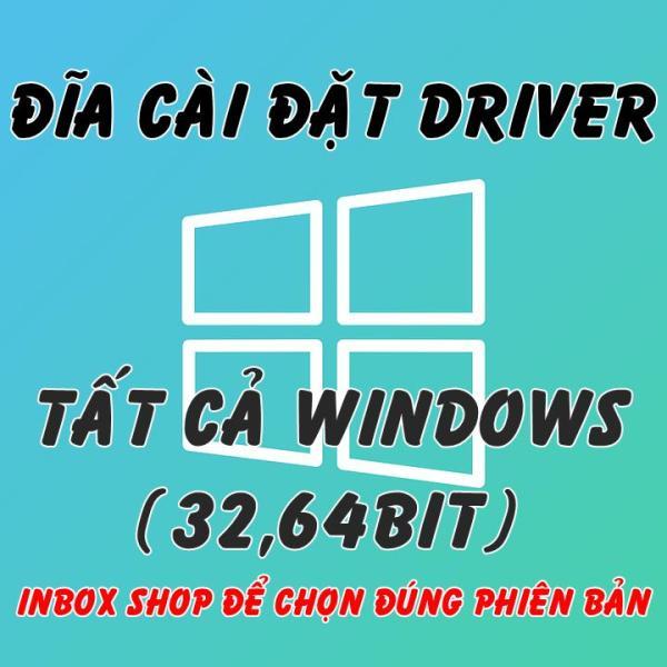 Bảng giá ĐĨA DVD CÀI ĐẶT DRIVERS THEO YÊU CẦU Phong Vũ