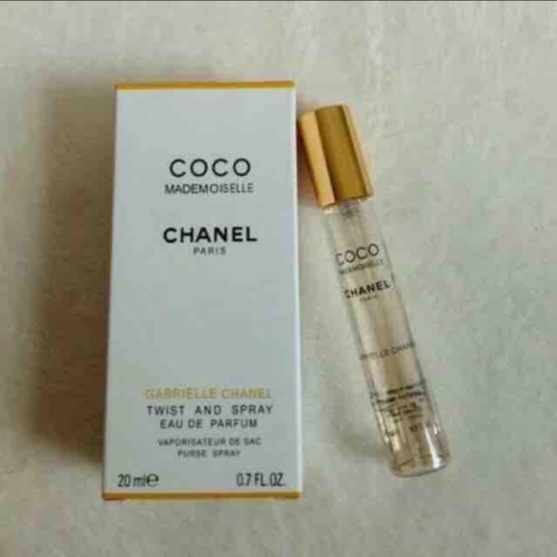 Nước hoa mini nữ Coco Mademoisell 20ml nhập khẩu