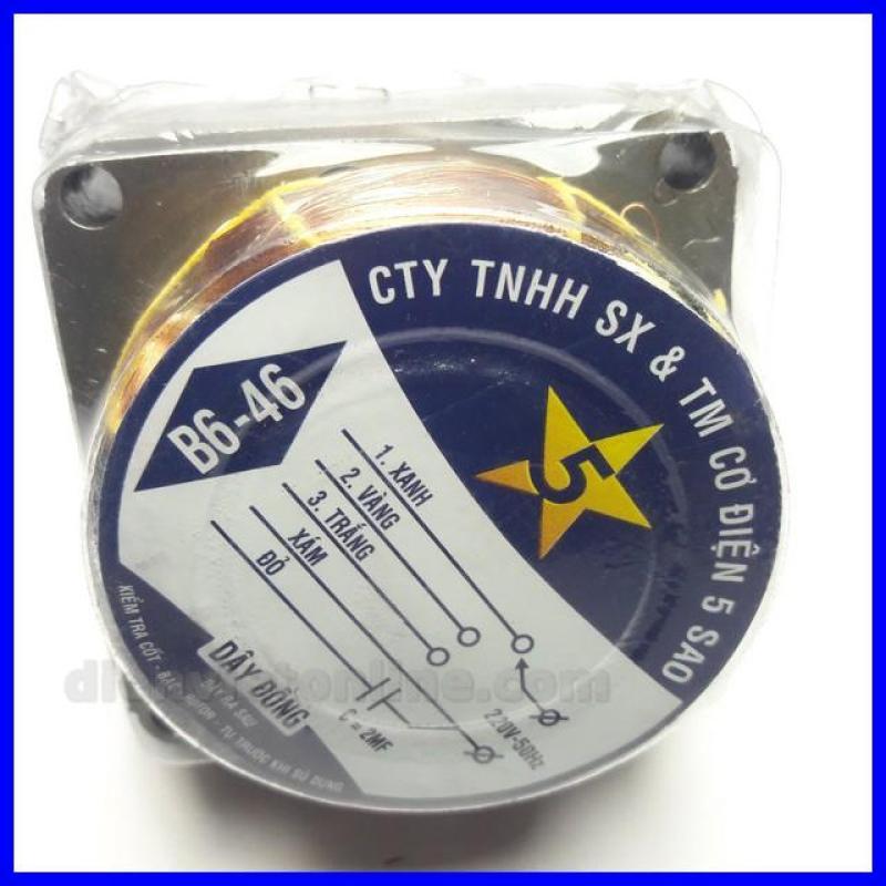 Cuộn dây quạt B6, lốc quạt B6-46, Stato quạt ( 100% đồng ) - Điện Việt