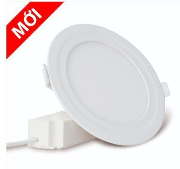 Đèn âm trần LED panel siêu mỏng Rạng Đông 6W, khoét lỗ trần Փ90mm, SAMSUNG chipLED