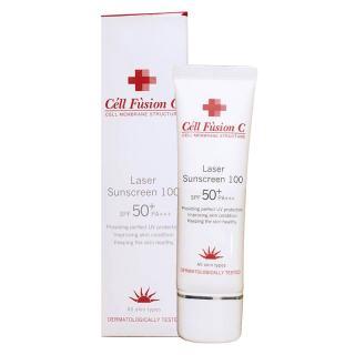 Kem chống nắng Laser Sunscreen 100 Cell Fusion C SPF 50+ PA+++ 50ml thumbnail