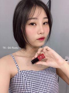 Son Tint siêu lì Khánh Vân T6 Đỏ thẫm CT1 thumbnail
