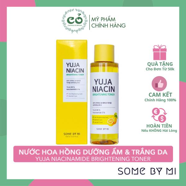 [HCM]Nước hoa hồng Yuja Niacin Brightening Toner Some By Mi cam kết hàng đúng mô tả chất lượng đảm bảo an toàn đến sức khỏe người sử dụng đa dạng mẫu mã màu sắc kích cỡ
